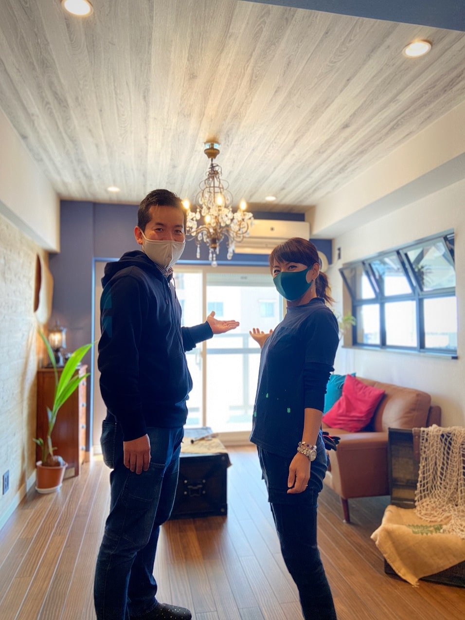 【明石市】海が見えるお部屋「ヴィンテージリゾート」明石アーバンライフ619号室。見学会開催と感染症対策。ご来場お待ちしております!